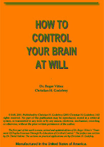 Cover of Christian Godefroy's Book How To Control Your Brain At Will