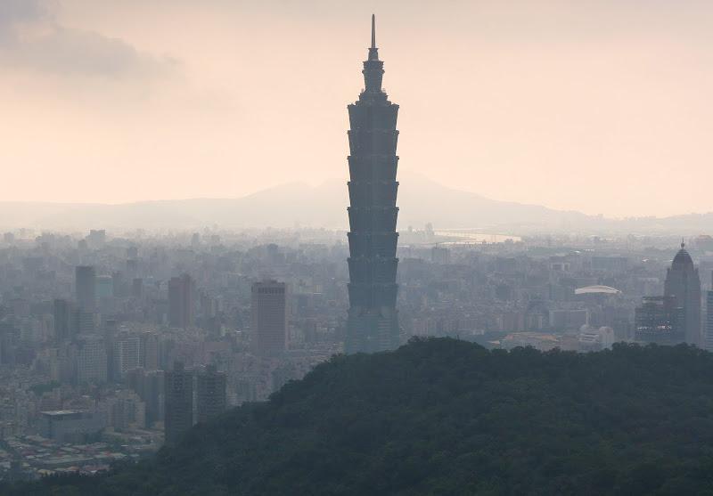 Taipei. Si Shou Shan, et la découverte des maisonnettes du professeur Y I   易教授 - P1340850.JPG
