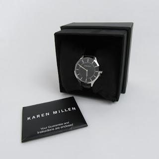 Karen Millen Black Watch