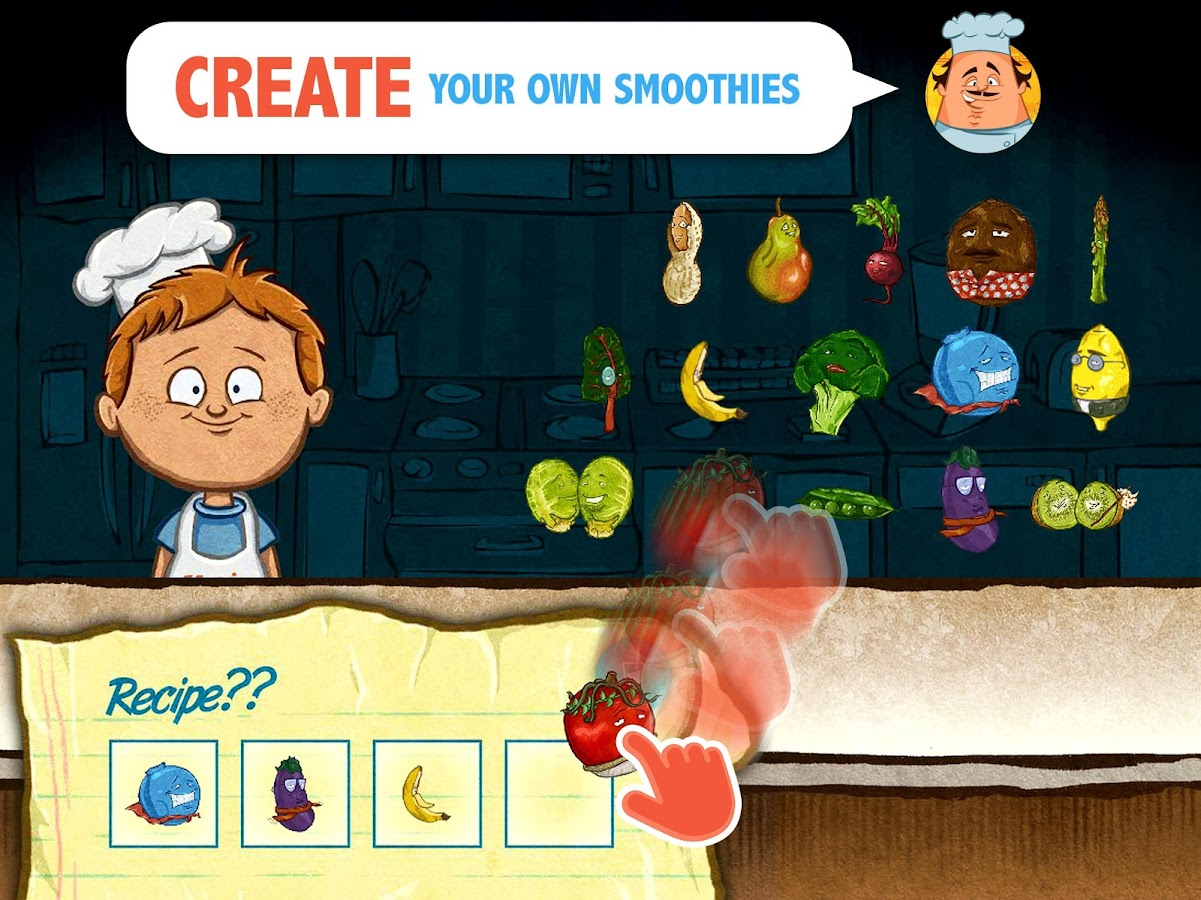 Veggie Bottoms Kitchen- screenshot