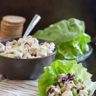 Chicken Salad With Eggs Recipes