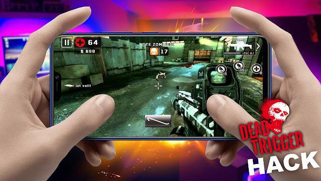 DEAD TRIGGER v2.0.1 (Mod) Para Teléfonos Android