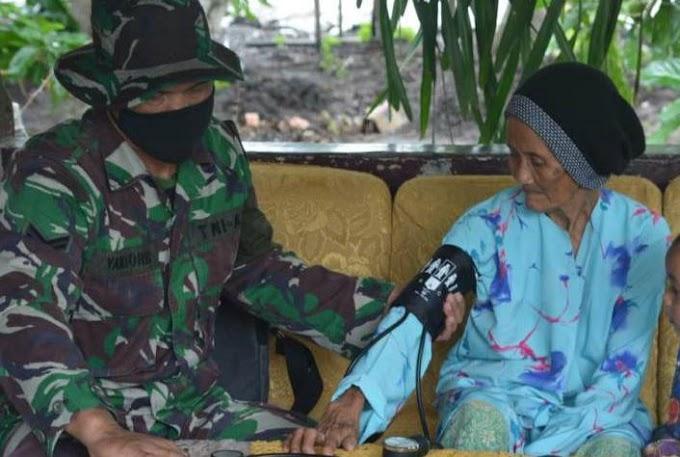 Satgas Tentara Manunggal Membangun Desa (TMMD) ke-109, Kodim 1416/Muna  mulai mencetuskan inovasi baru