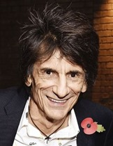 Ronnie Wood – guitar