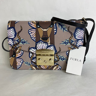 Furla NEW Metropolis  Crossbody Bag