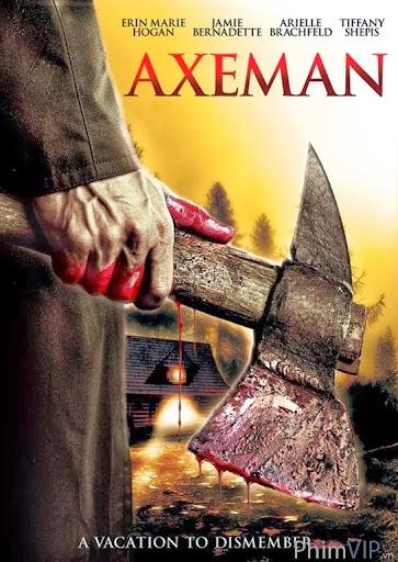 Chiếc Rìu Ác Mộng - Axeman At Cutter's Creek poster