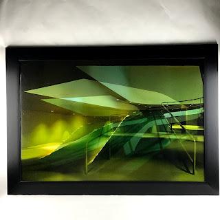 Jorge Mino Crossline  Series Photograph
