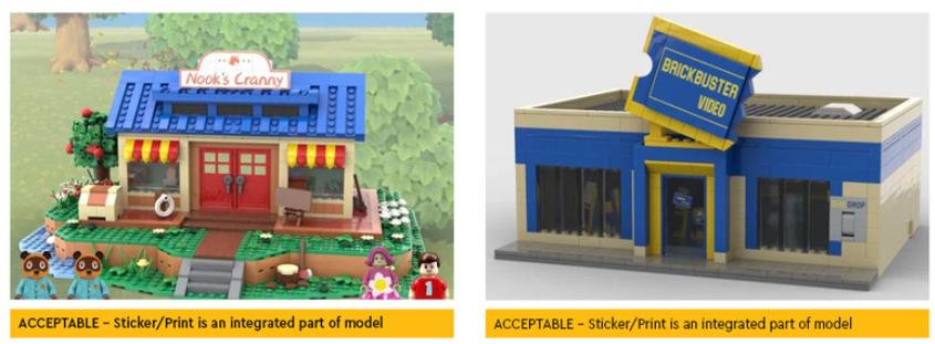 レゴアイデア公式サイトリニューアル:ルールも若干変更あり(2021)