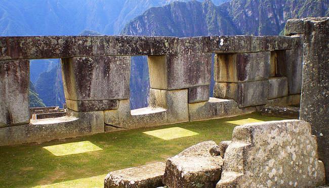 templo de las tres ventanas Machu Picchu