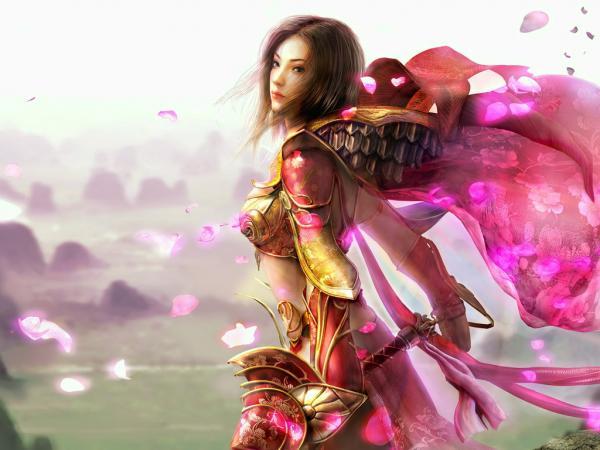 Lonly Samurai, Magic Samurai Beauties