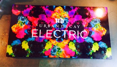 Urban Decay Electric Palette - Review and Swatches