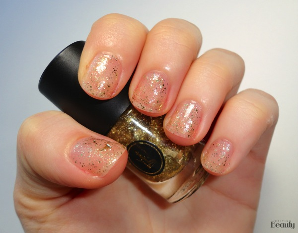 Sothys Baroque vernis Sothys glittery effect review 1