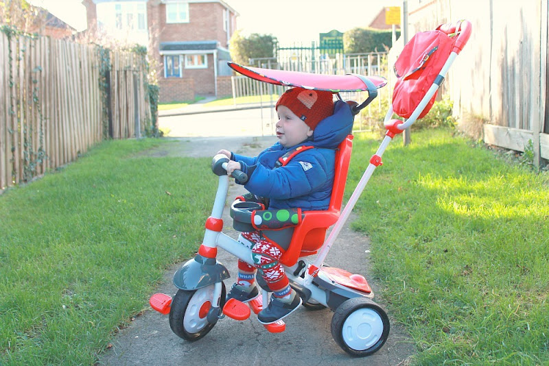 fisher-price charisma trike review