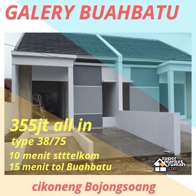 Rumah Idaman di daerah Bojongasri Ciganitri Bojongsoang