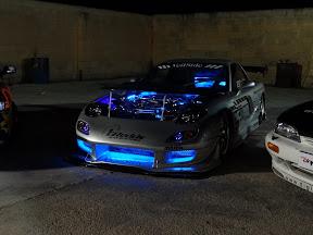 RX7 Show Car