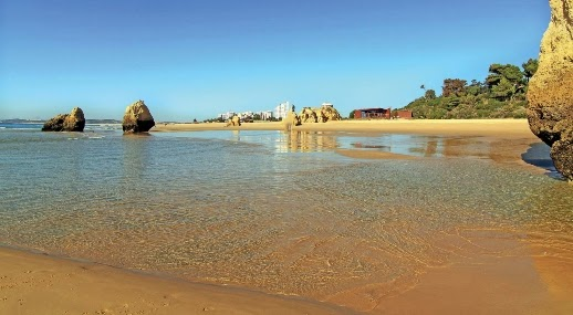 Praia de Alvor Nascente ou Três Irmãos