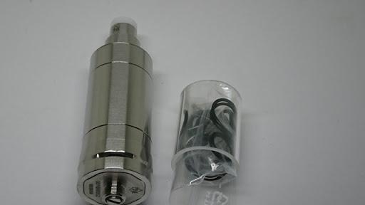 DSC 2759 thumb%25255B2%25255D - 【RTA】「Kayfun V5 RTA」(SvoëMesto)」+「Steam Tuners「Kayfun 5 Nano kit」ケイファン5ナノキット」「MTLパーツ」レビュー。高級マスプロRTAを初めて使う!!果たして。