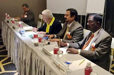 Subahan Kamal Presiden FAS