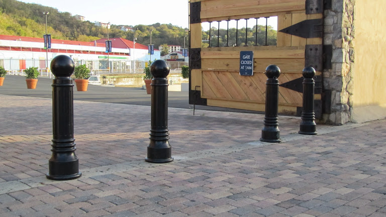 Free photo: Bollard, Bollards, Traffic, Street - Free Image on ...