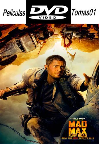 Mad Max 4: Furia en la Carretera (2015) DVDRip