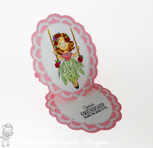 Crafty Sentiments Designs, Isobel Leaf Dreass, Ruth Lopez