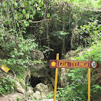Taman Negara cave entrance
