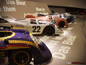 Extraordinary collection of 917s caused CAR journo to salivate uncontrollably.