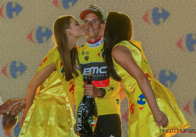 Prachtig! Dylan Teuns wint de Ronde van Polen!