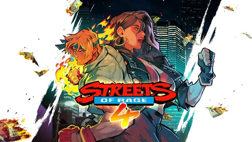 Streets of Rage 4:  DotEmu, Guard Crush Games e Lizardcube ne annunciano l'uscita