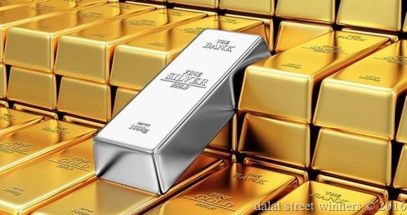 Gold bounces
