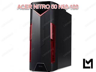 ACER PC Gaming NITRO 50 N50-100 Terbaik