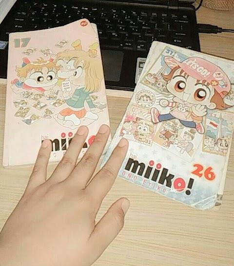 Hai Miiko, Komik Kesayangan!