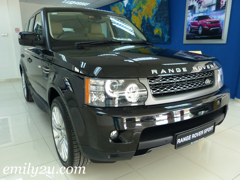 Land Rover Centre In Ipoh
