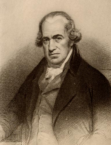 James Watt nhà vật lý, nhà phát minh, doanh nhân giàu có