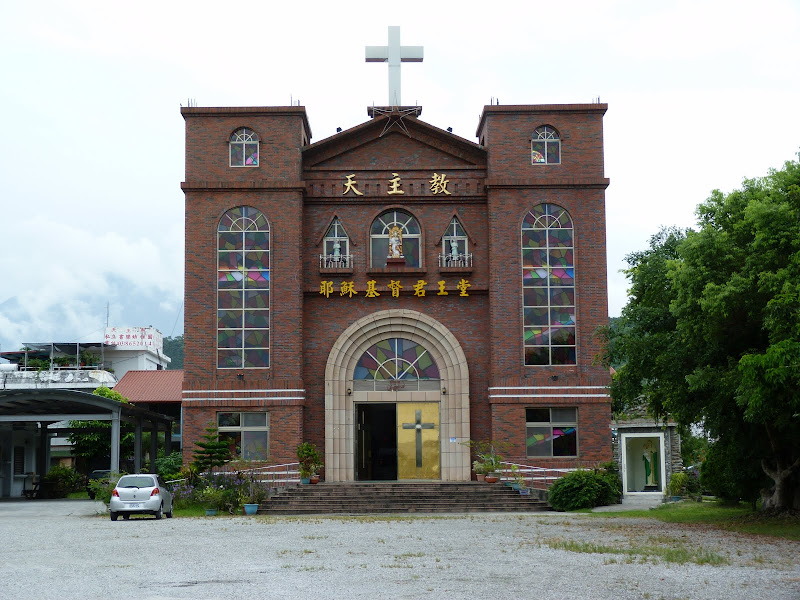 Hualien County. De Liyu lake à Fong lin J 1 - P1230610.JPG