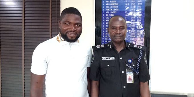 Cross River CP assures Comr Emaluji and NACRISS to bring perpetrators of Obudu  rally killing to book, give Obudu DPO 48 hours