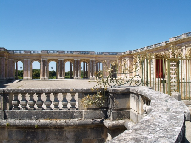 Trianon Versailles fermé