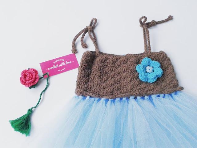 dress rajut, dress tutu, dress rajut tutu, crochet dress tutu, crochet tutu dress, dress rajut bayi, dress bayi rajutan, rajutan bayi, dress tutu