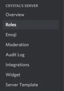 كيفية إضافة الروبوتات إلى أدوار خادم Discord