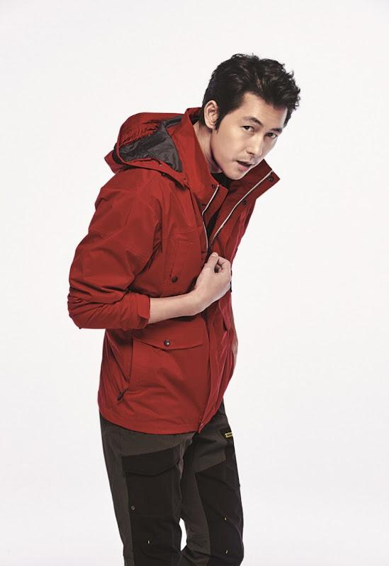 Jung Woo-sung Korea Actor
