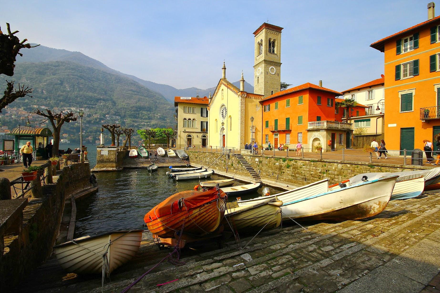 Италия, Торно