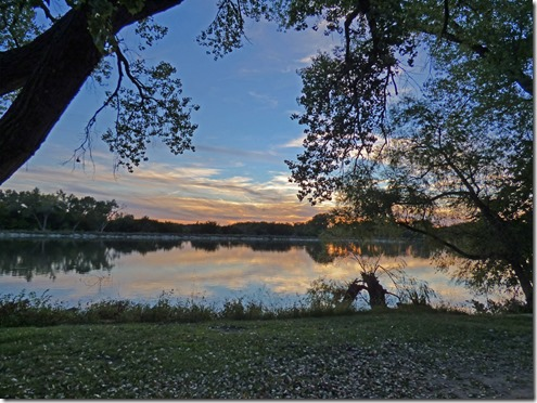 Kingman State Fishing Lake and Wildlife Area, Kansas