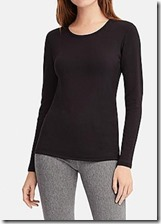 Uniqlo Heattech Ultra Warm Long Sleeved T-Shirt