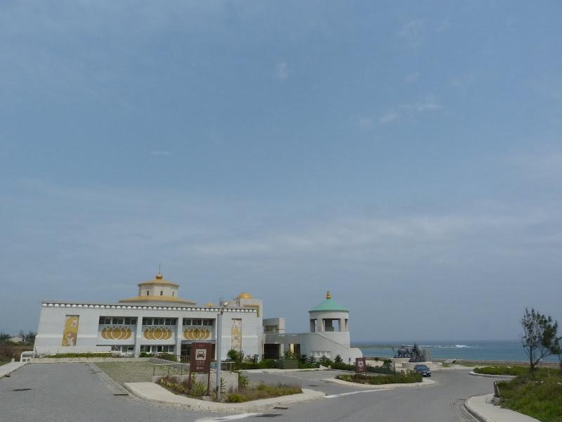 temple, d'architecture moderne