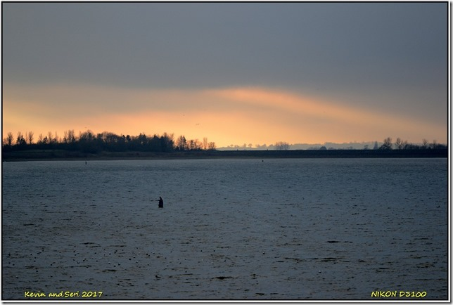 Draycote Waters - December