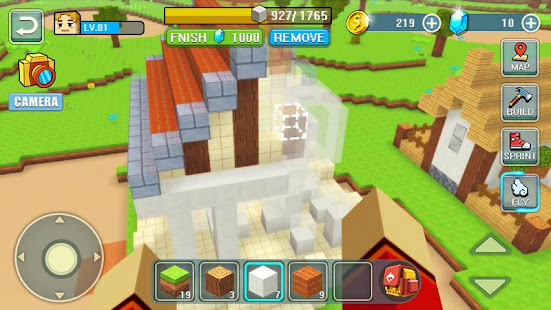 Unduh World Craft Building Gratis