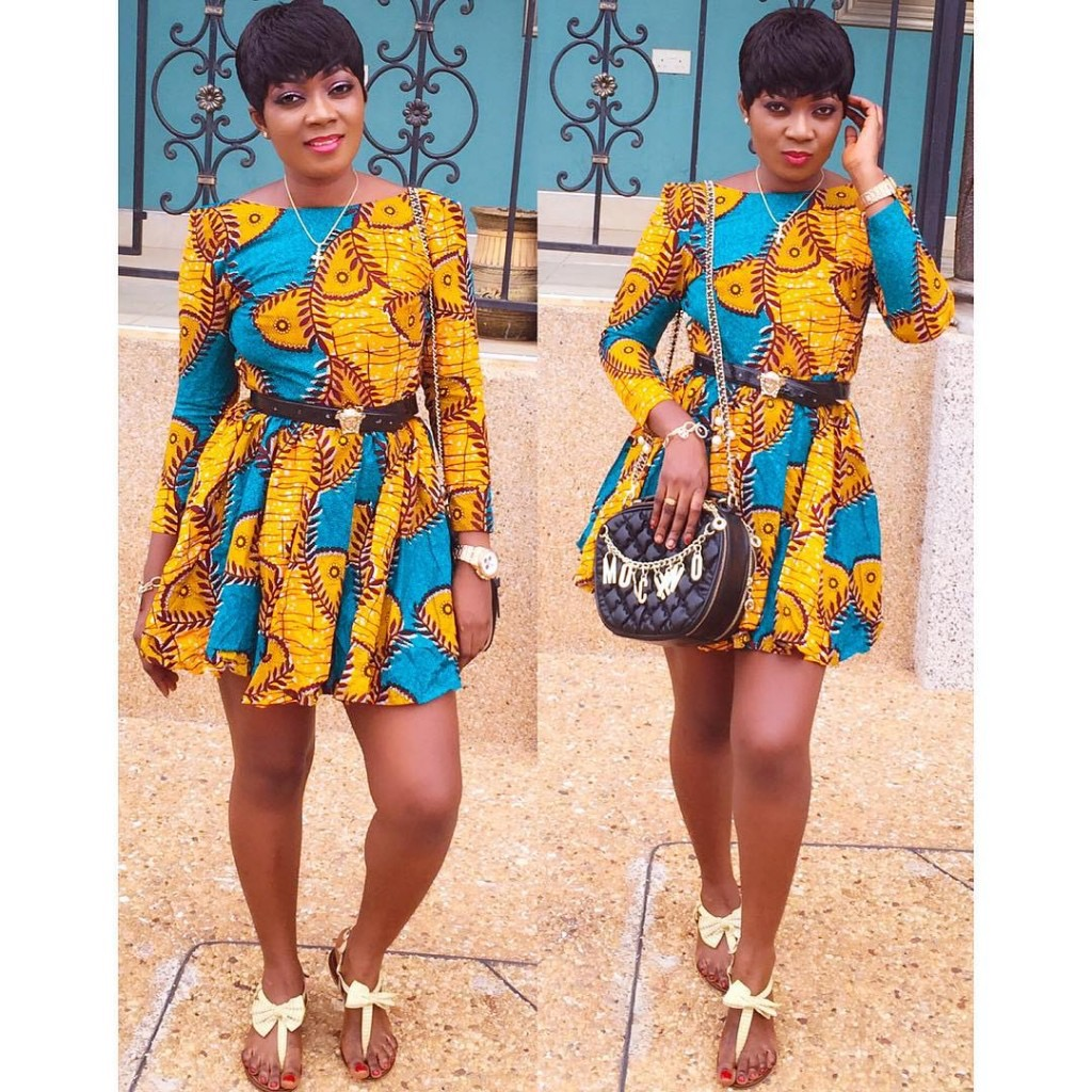 Collection Of Beautiful Ankara Styles 2016 Styles 7