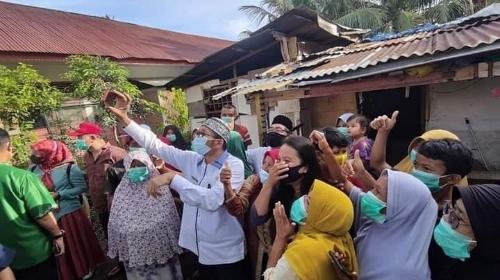 Wako Padang Bersama Kaum Dhuafa, Semata Lahirkan Kepedulian Baru