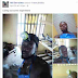 WTF!!! Cultist Who Works In A Mortuary Shares Selfies He Took With Corpses In A morgue On Facebook