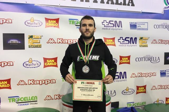 Risultati 3 Coppa Italia di BJJ/Grappling GI - 8 Novembre 2015 5